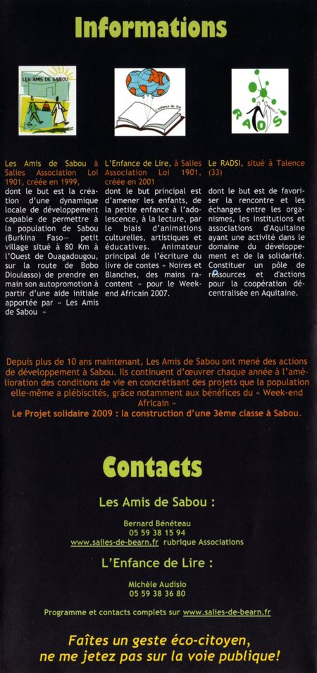 Flyer couverture 3400