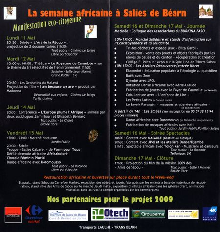 Flyer recto 1401