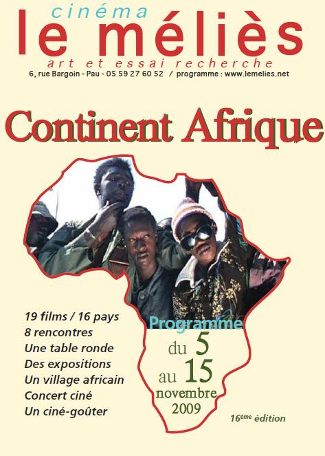Continent afrique